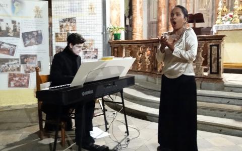 Suma Mellano e Raffaella Bertaina