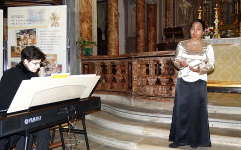 Suma Mellano mezzo soprano