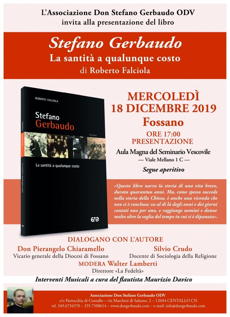 """"""" Stefano GERBAUDO - La santità a qualunque costo """" di Roberto Falciola"""